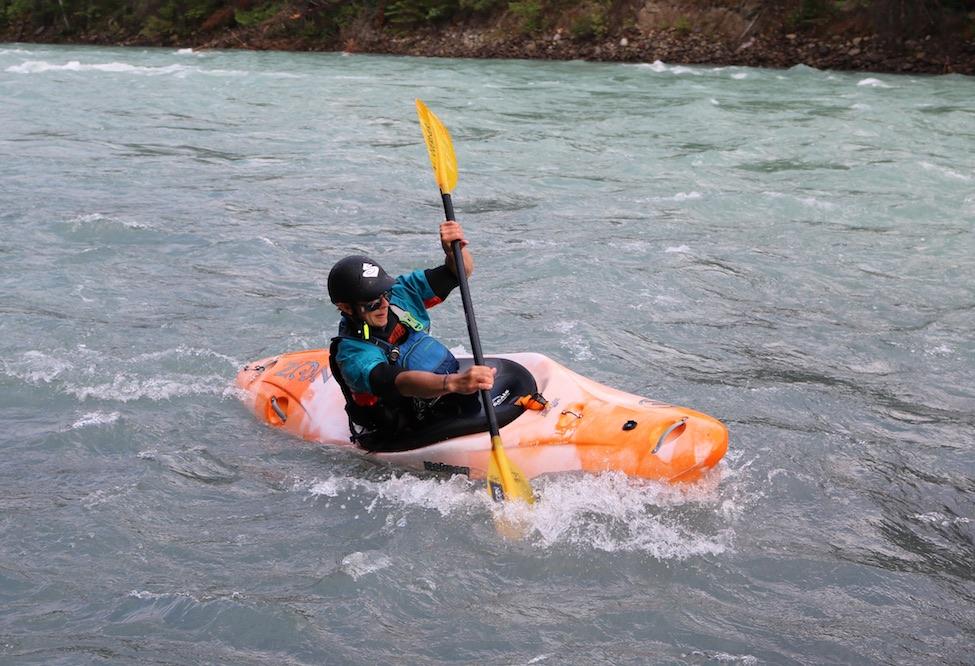 Landon - river guide
